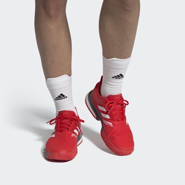 Giày Tennis Adidas Sole court boost 2019 EF2070