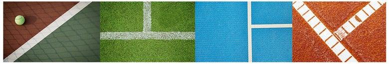 Bề mặt các loại sân tennis