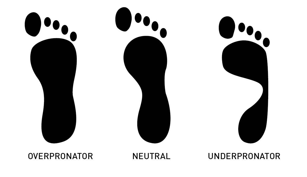 Mua giày tennis theo chân