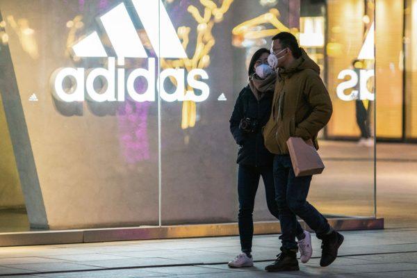 Adidas đóng cửa tạm thời tại Việt Nam