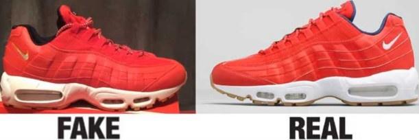 Phân biệt giày thể thao Nike nữ chính hãng với hàng nhái
