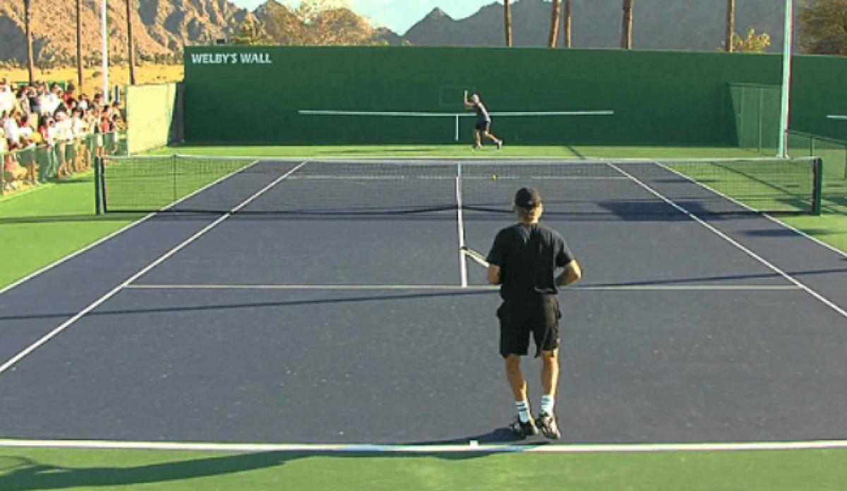 Kỹ thuật chơi Tennis cơ bản cho người mới - DasBui