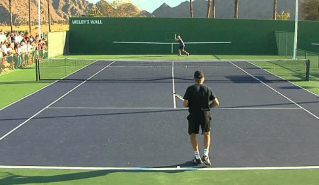 Kỹ thuật chơi Tennis cơ bản cho người mới