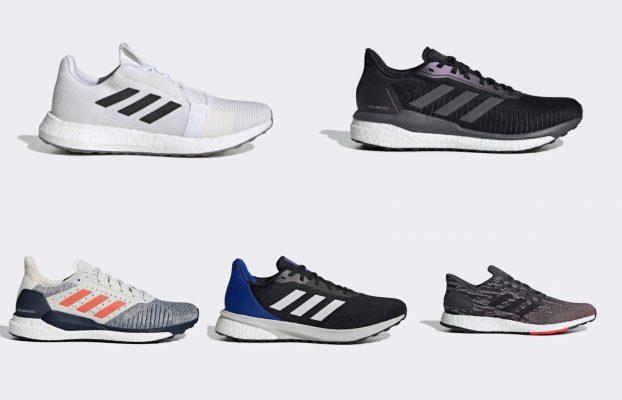 Những đôi giày trong danh sách dưới đây đều có lớp đệm giảm chấn Boost cao cấp nhất của Adidas đi kèm là mức giảm giá có thể lên đến 50%.