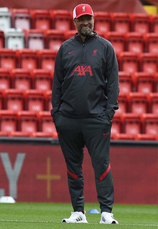 Jürgen Klopp là đại sứ mới của Adidas