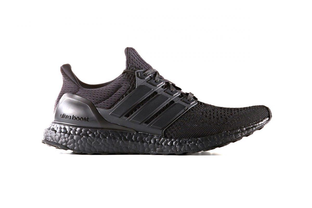 Giày Adidas UltraBOOST 1.0 Core Black tái xuất