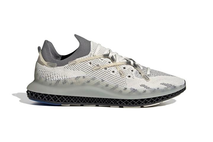 """Adidas 4D Fusio """"Aluminum/Gray Four"""""""