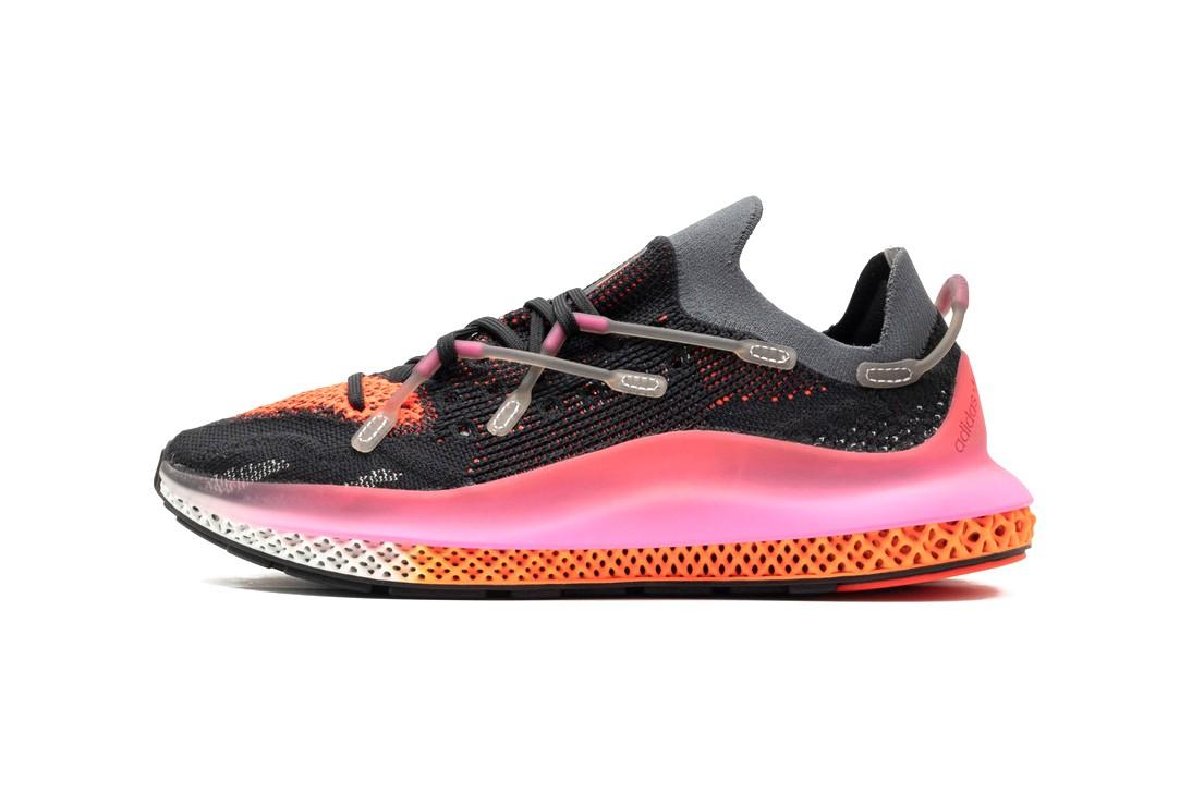 Giày chạy bộ Adidas 4D