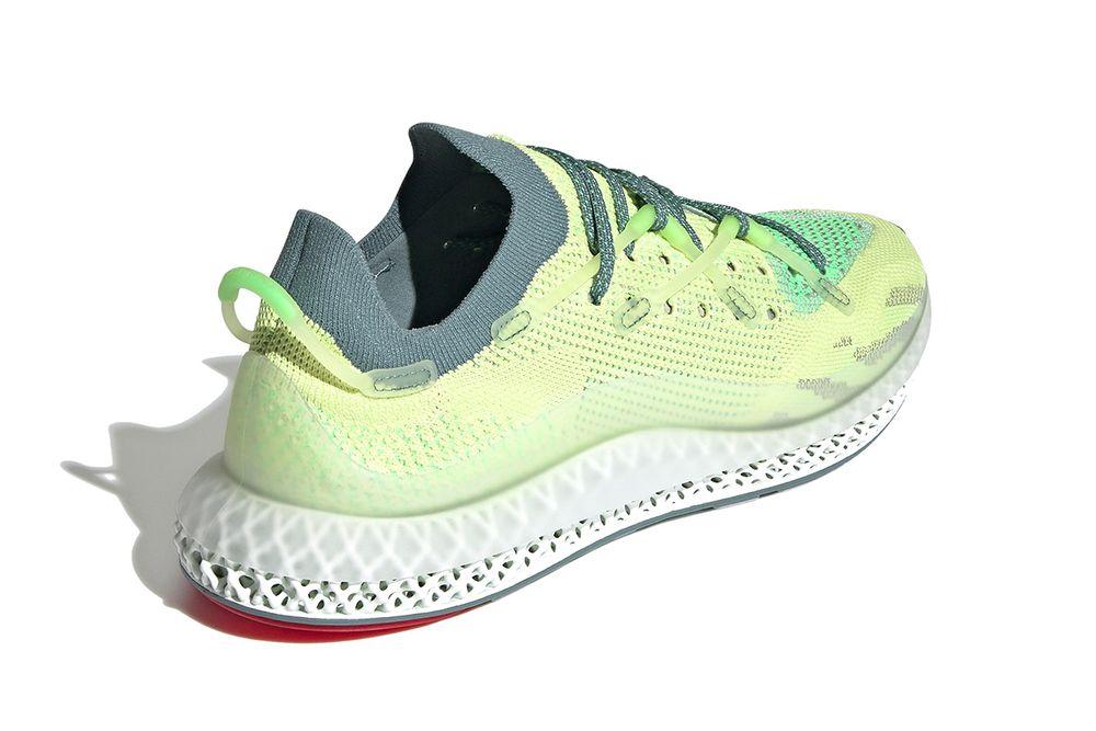 "Adidas 4D Fusio ""Semi Frozen Yellow/Hazy Emerald"""