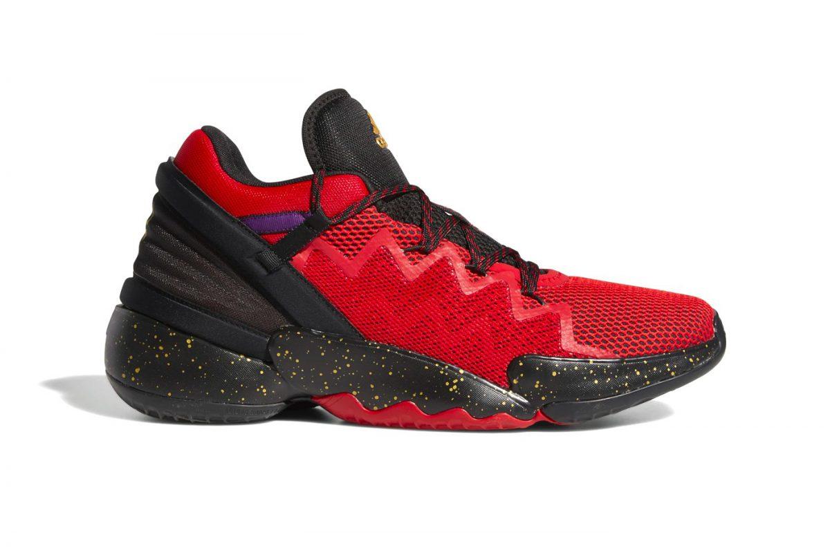 giày Adidas mừng Tết âm lịch
