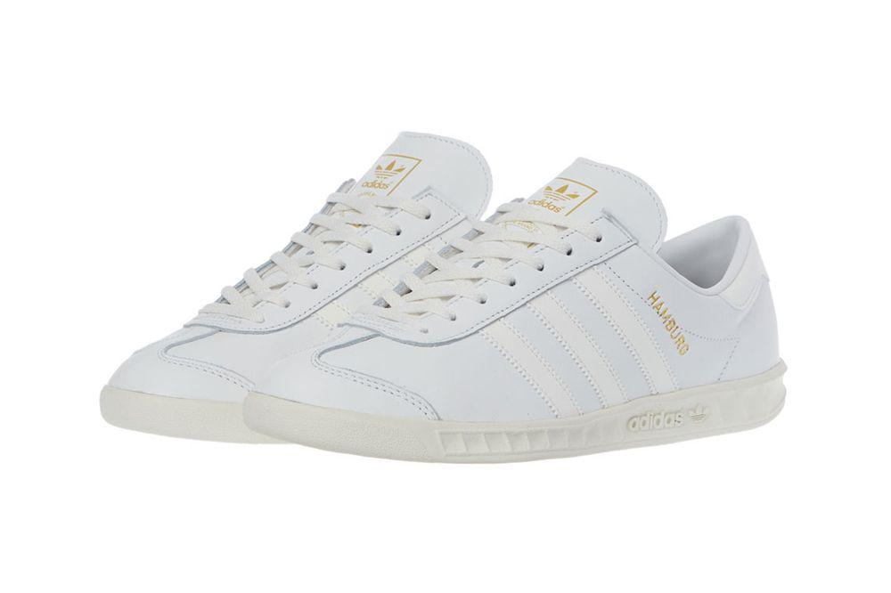 "Adidas Originals Hamburg ""Off White"""