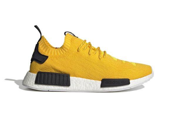 "Adidas NMD R1 PK ""EQT Yellow"""