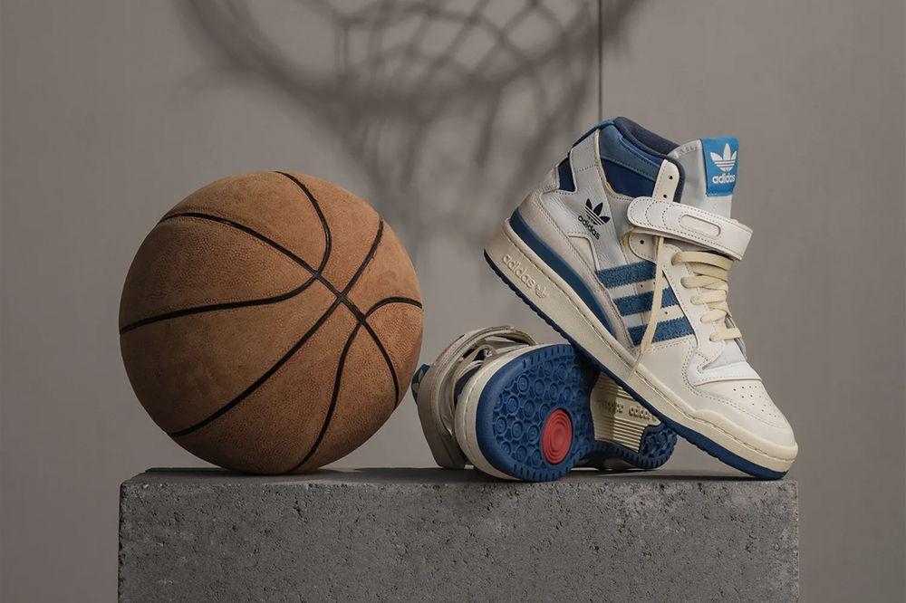 Adidas Originals Forrum 84 High