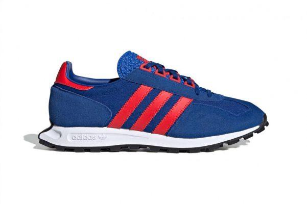 "Adidas Originals Racing 1 ""Blue/Red"""