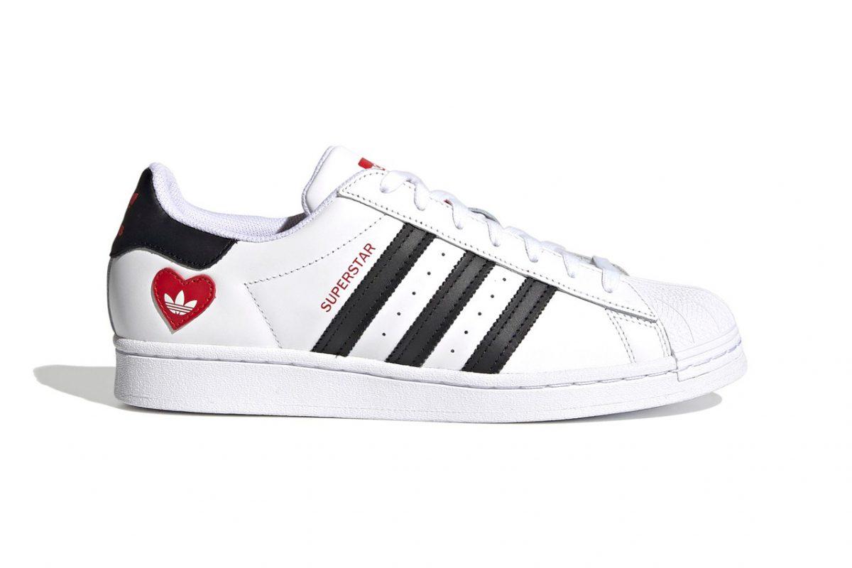 giày tình nhân adidas