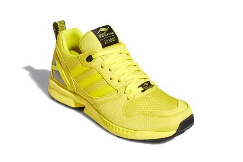 "Adidas ZX 5000 ""Bright Yellow/Shock Cyan"""