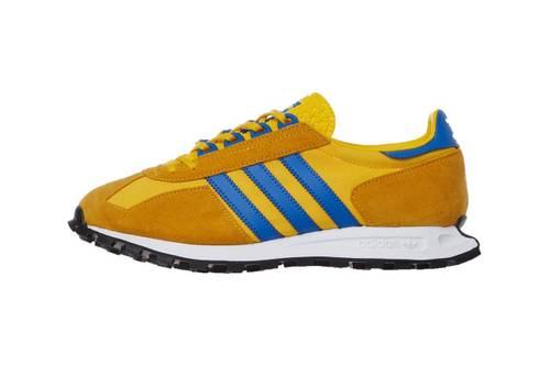 """Adidas Originals Racing 1 """"Gold/Cobalt"""""""