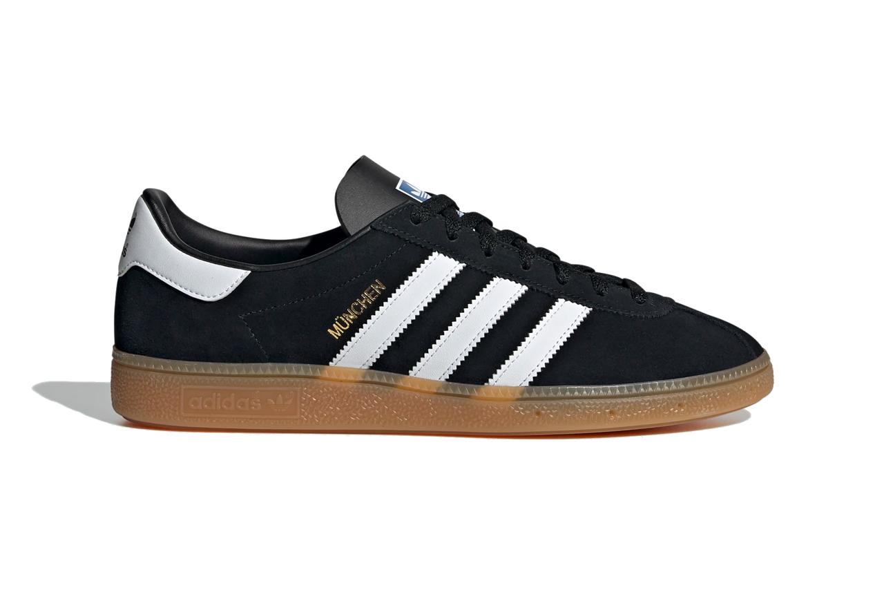 Adidas München Core Black