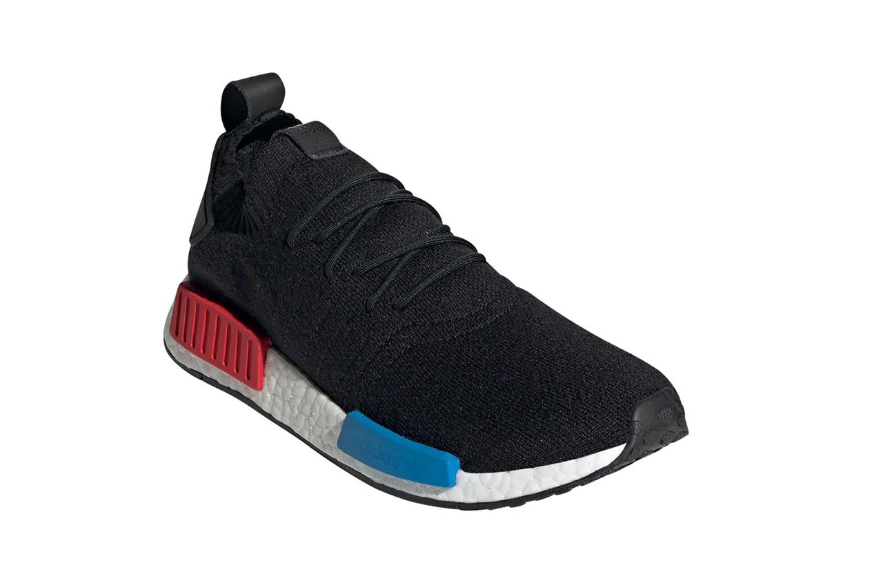 "Adidas NMD R1 PK ""Core Black"""