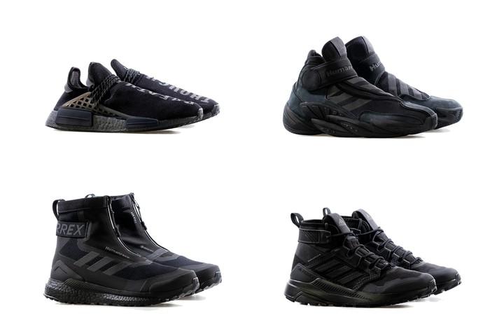"""Adidas """"Triple Black"""""""