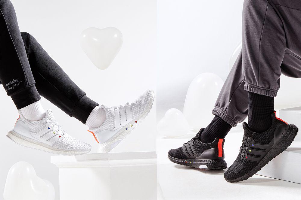 Adidas UltraBOOST 4.0 DNA Valentine