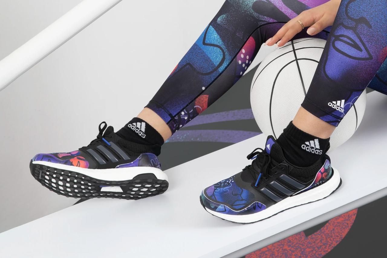 Jordan E. Moss x Adidas UltraBOOST DNA