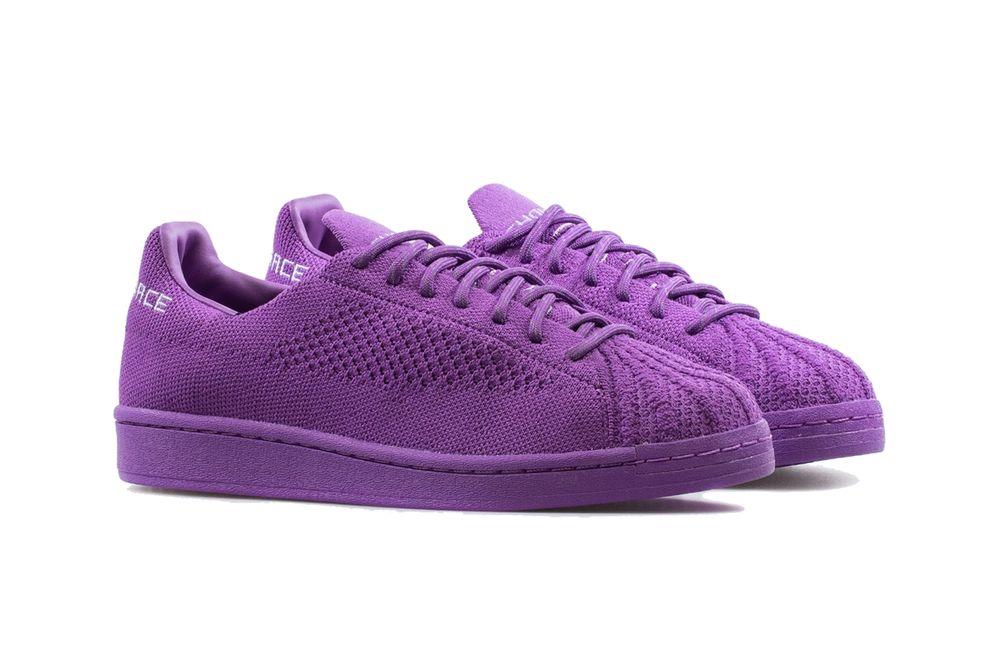 Pharrell x Adidas Primeknit Superstar