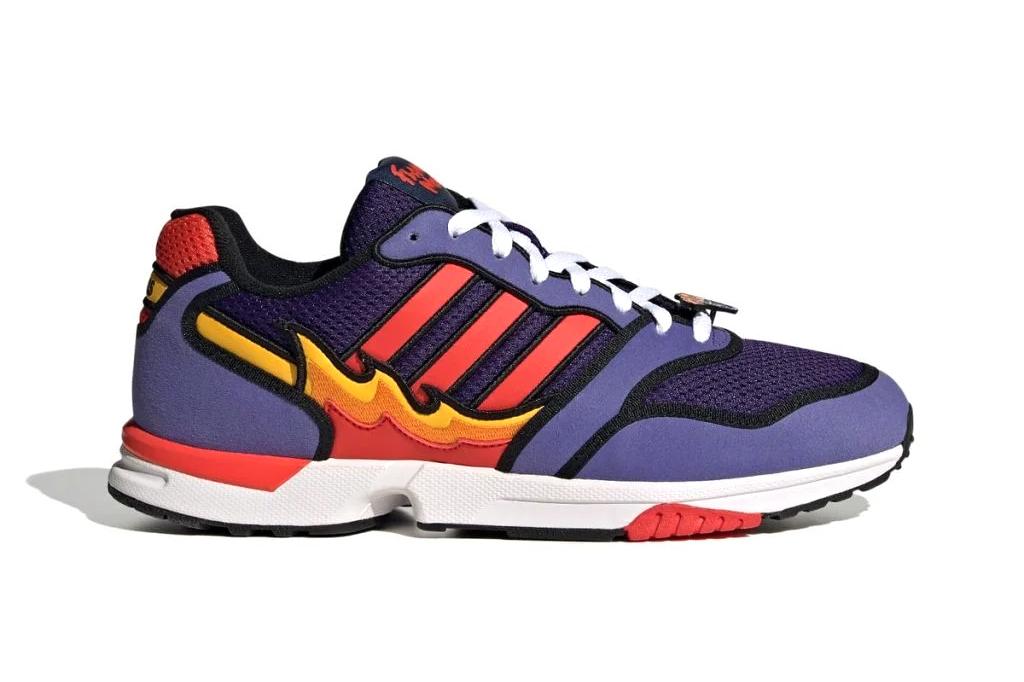 "Adidas ZX 1000 ""Flaming Moe's"""